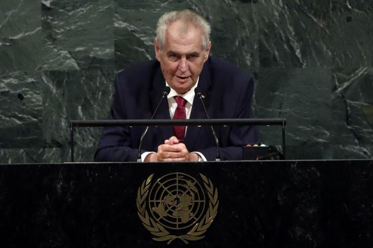 Oroszország és Ukrajna is nagyot nézett Zeman javaslatára