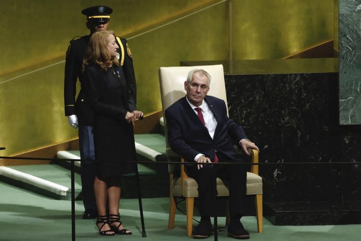 Nem tudni, Zeman józan volt-e, mindenesetre európai háborút vizionált