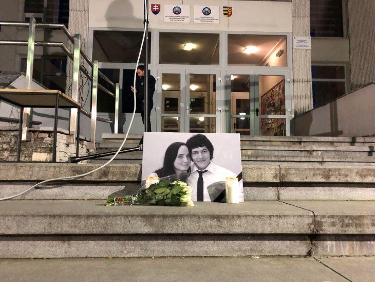 #All For Jan: Dunaszerdahelyen az elnökjelölt Robert Mistrík is beszédet mondott - VIDEÓ