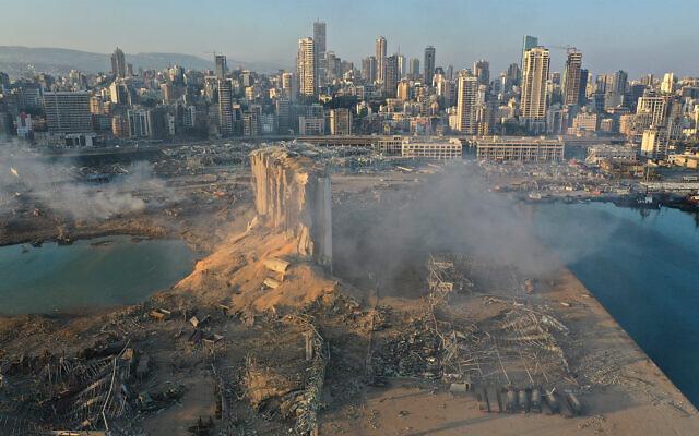 Ismét elnapolták a bejrúti robbanás ügyében folyó tárgyalást