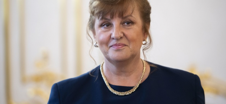 DanielaŠvecová lemondásra szólította fel a Legfelsőbb Bíróság megbízott elnökét