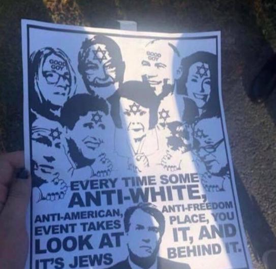 Fico után már Amerikában is sorosoznak az egyetemeken terjesztett náci röplapokon