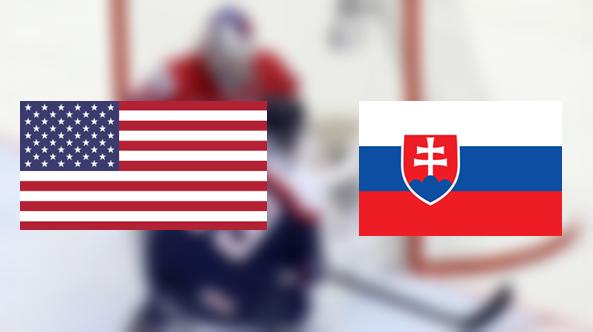 Hoki-vb: USA - Szlovákia 1:4 (Online)