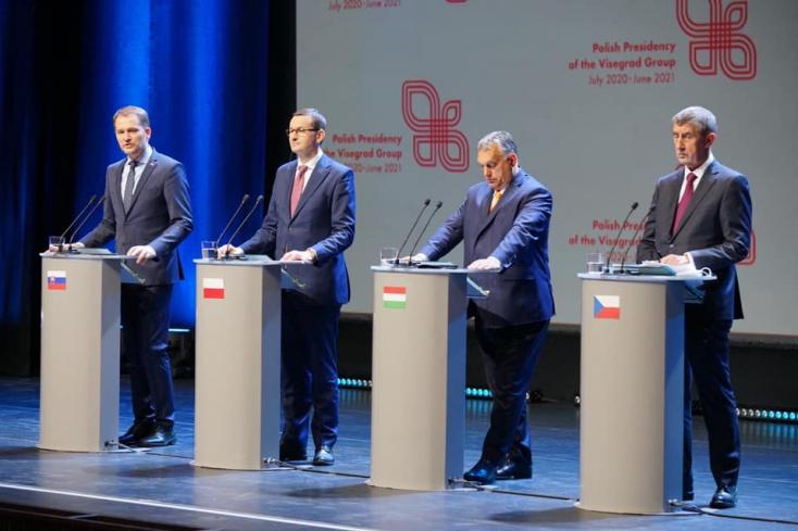 """""""Csupán"""" új elnökválasztás kell, és a V4-ek készek megtolni Fehéroroszország gazdaságát"""