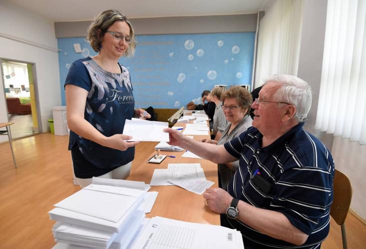Lettországban és Máltán is ma szavaznak, a csehek pedig ma zárnak