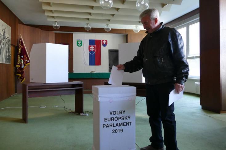 EP-választás: Az MKP 9 magyarok lakta járásban győzött, a Híd második is csak 2-ben lett