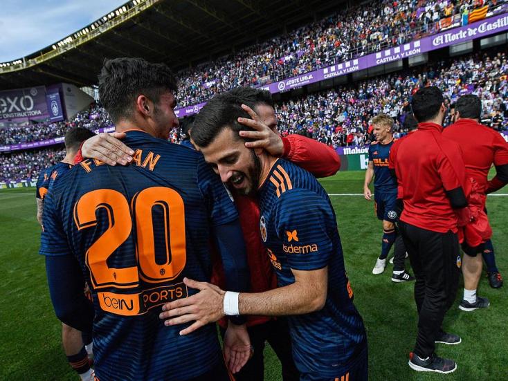 La Liga - A Valencia indulhat a Bajnokok Ligájában