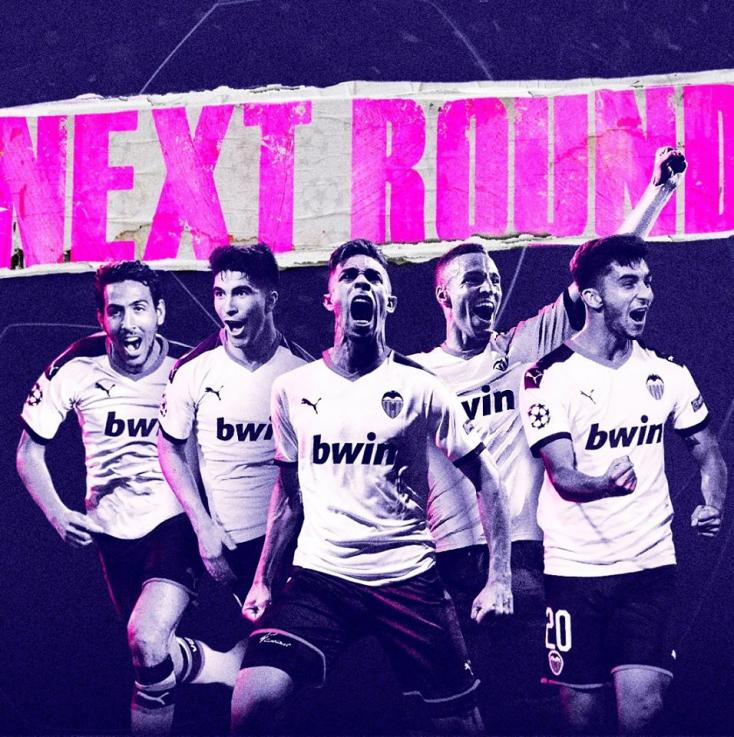 Bajnokok Ligája: az Ajaxot Valencia búcsúztatta