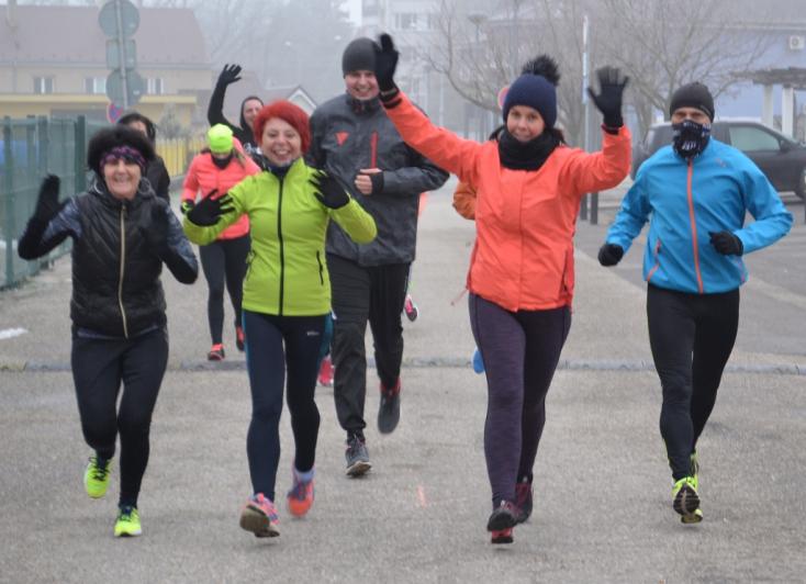 Szombaton negyedszer lesz Valentine Run Dunaszerdahelyen