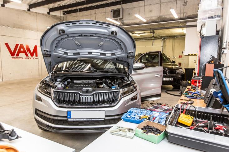 Új autó vásárlása: Mire kell vigyázni és hogyan biztosítsuk be a lopás ellen