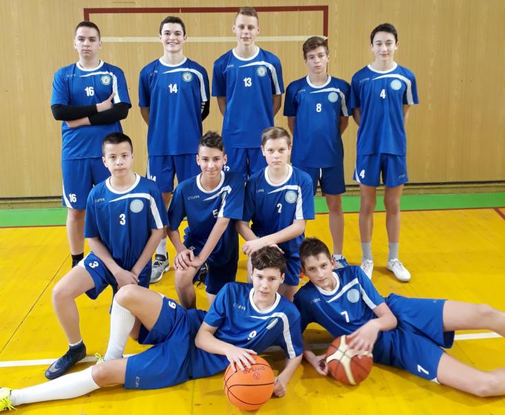 KOSÁRLABDA: A Vámbéry Ármin Alapiskola nyerte a járási döntöt
