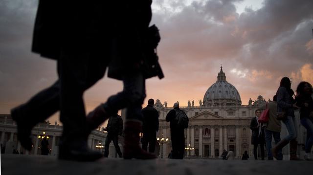 Gyerekpornó miatt kattant a bilincs egy vatikáni diplomatán