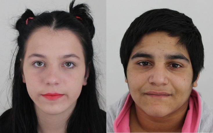 Eltűntek: 16 és 17 éves lányt keres a rendőrség