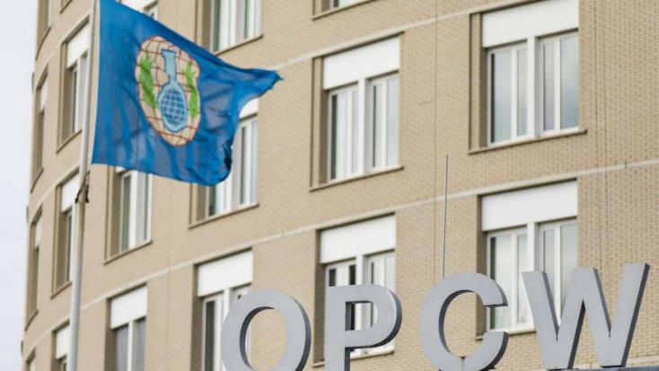 Meghiúsították az orosz titkosszolgálat hackertámadását a Vegyifegyver-tilalmi szervezet ellen!