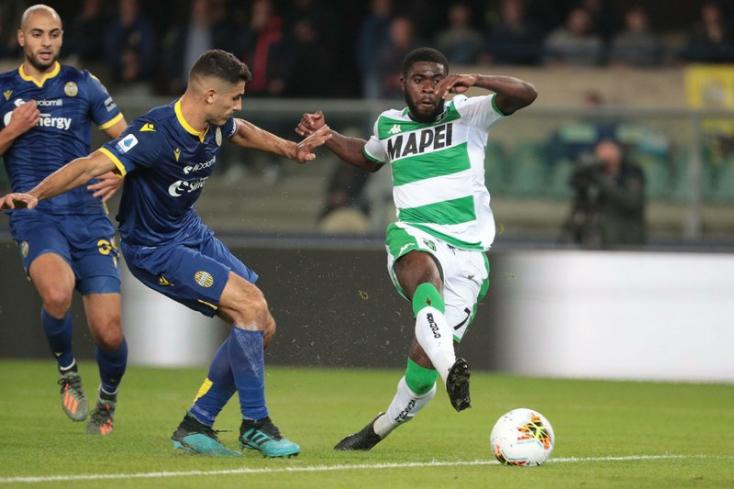 Serie A - Háromgólos hátrányból mentett pontot a Verona