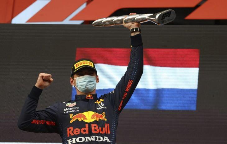Emilia Romagna Nagydíja - Verstappen győzelméről és Hamilton felzárkózásáról ír a nemzetközi sajtó