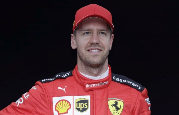 Forma-1 - Vettel jövőre az Aston Martinnál versenyez