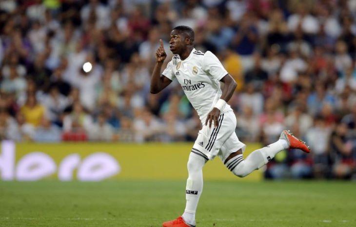 La Liga - Vinícius Júnior góljával nyert a Real Madrid