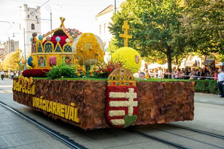 Idén is lesz virágkarnevál Debrecenben
