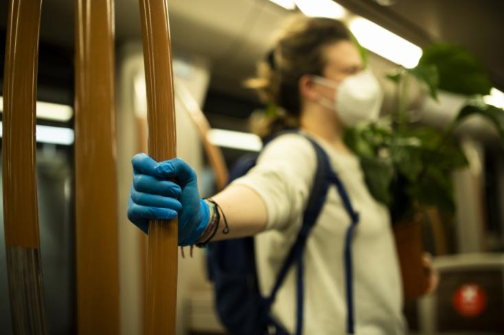 Koronavírus:894új fertőzöttet találtak az elmúlt 24 órában, nyolcan meghaltak Magyarországon