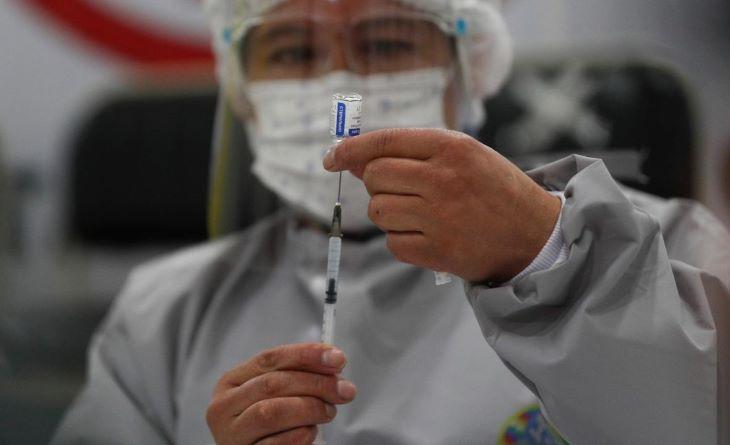 Megkezdték az oltási kampányt a Gázai övezetben az orosz vakcinával