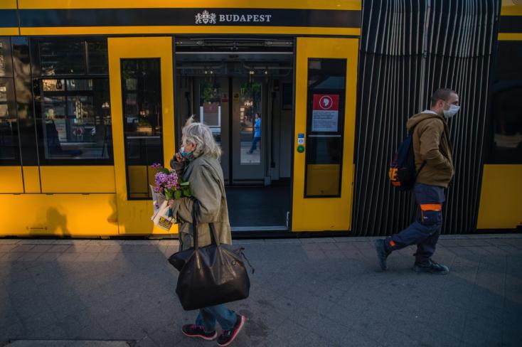 Mindössze két új fertőzöttet azonosítottak Magyarországon, egy páciens elhunyt