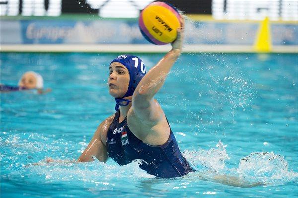 Női vízilabda világliga szuperdöntő - A 3. helyért játszhat a magyar csapat