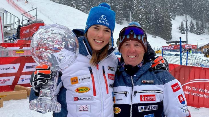 Megvált edzőjétől Petra Vlhová