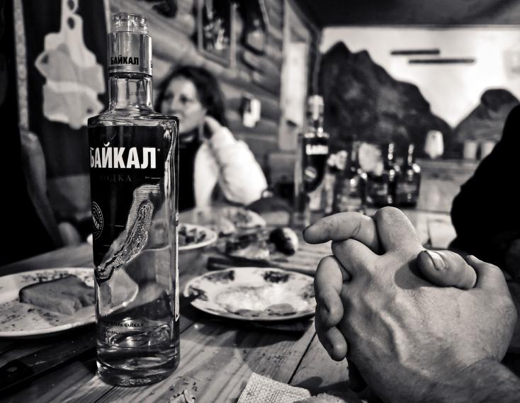 Minden harmadik orosz azt állítja, nem iszik