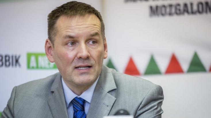 Volner pártelnöknek indul a Jobbikban, mert nem csípi a fúzió ötletét az LMP-vel