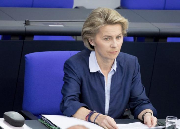 Von der Leyen: Brüsszel új javaslatot készít a migrációs politika átalakítására