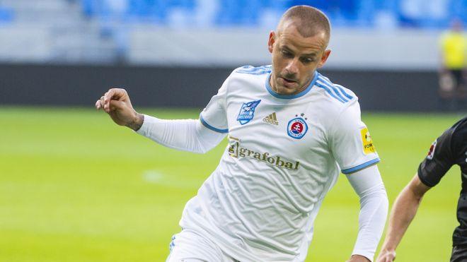 Kiderült, melyik Slovan-játékos fertőződött meg koronavírussal