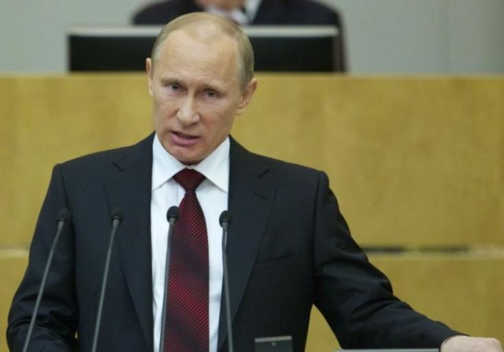 Putyin vizsgálatot szorgalmaz a szennyezett kőolaj ügyében