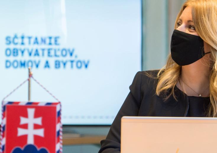 Eddig 4,9 millió lakost számláltak meg Szlovákiában