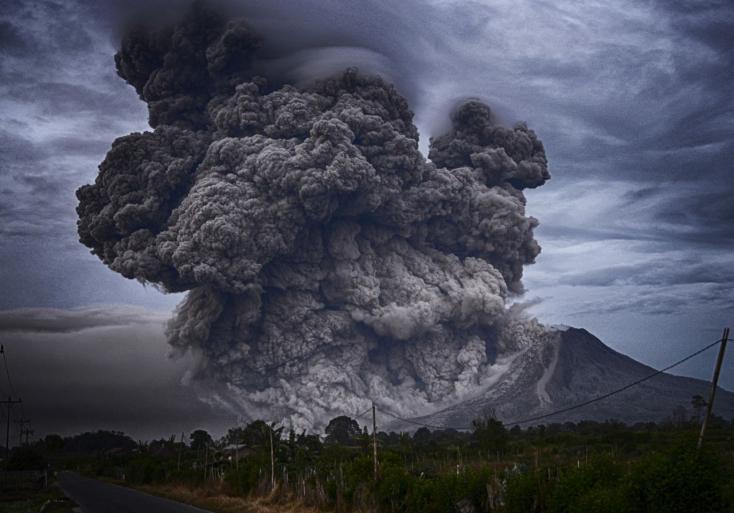 Sokkal hamarabb jöhet egy világrengető vulkánkitörés, mint azt gondolták!
