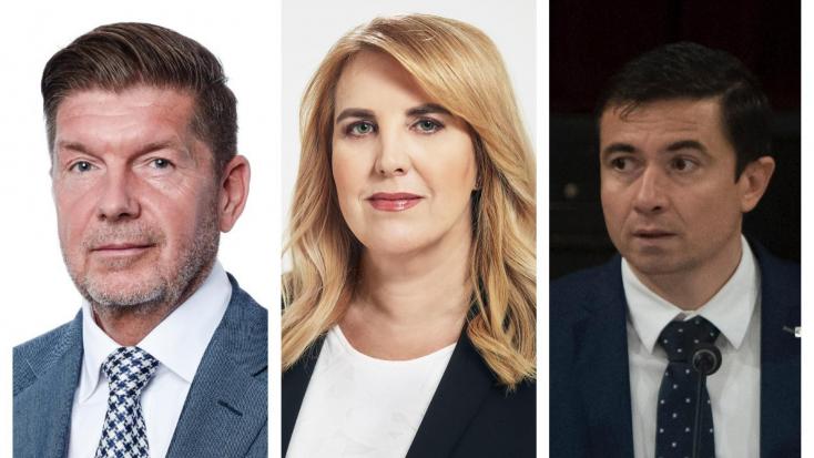 Nem állnak le a zsaruk: Bilincsben az adóhatóság volt igazgatónője, az egykori államtitkár, Fico oligarcháját pedig még keresik