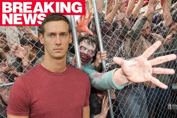 Meghalt egy kaszkadőr a The Walking Dead forgatásán