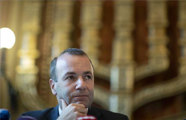 Orbánnal Weber nem oldott meg minden problémát
