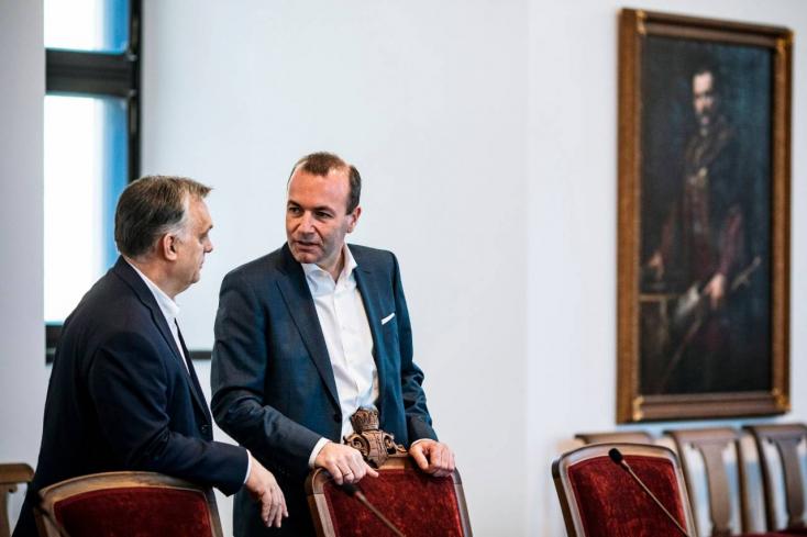 Weber nem tárgyalt Orbánnal, hanem lényegében utasította