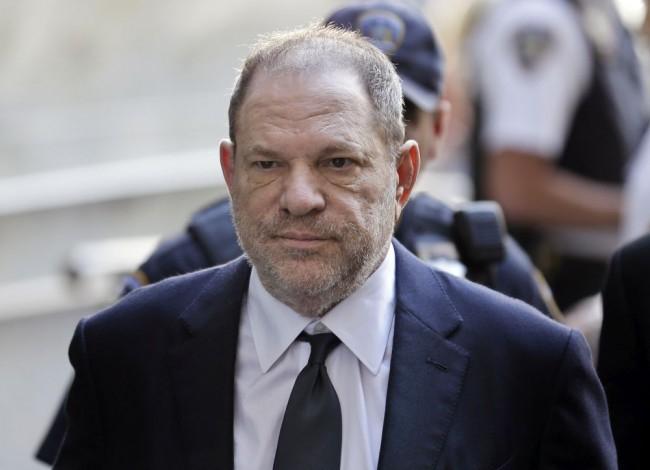 Januárra halasztották Harvey Weinstein tárgyalását újabb vádpontok miatt