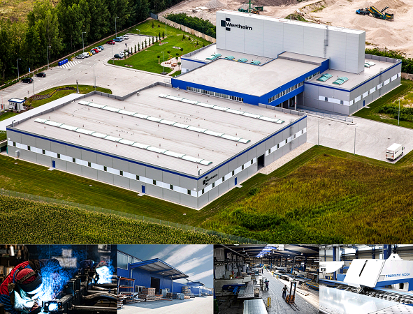 CNC operátor és fémhegesztő munkatársat keres a Wertheim, s.r.o. cég