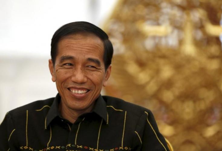 Megkezdte második ciklusát az indonéziai elnök