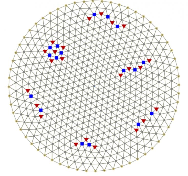 Közvetlen bizonyítékot találtak a Wigner-kristály létezésére