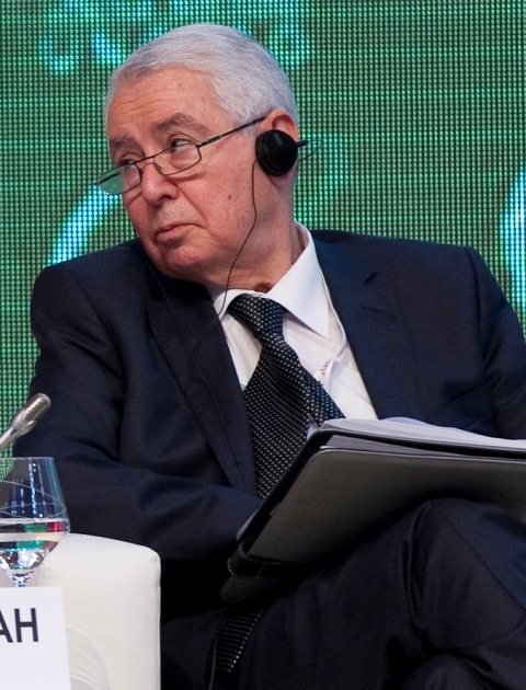 Ő lett Algéria ideiglenes elnöke