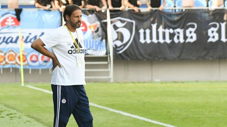 A Slovan tartalékcsapatánál is igazoltak koronavírusos esetet, veszélyben a pénteki mérkőzés
