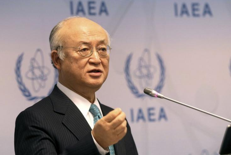 Elhunyt a Nemzetközi Atomenergia-ügynökség főigazgatója