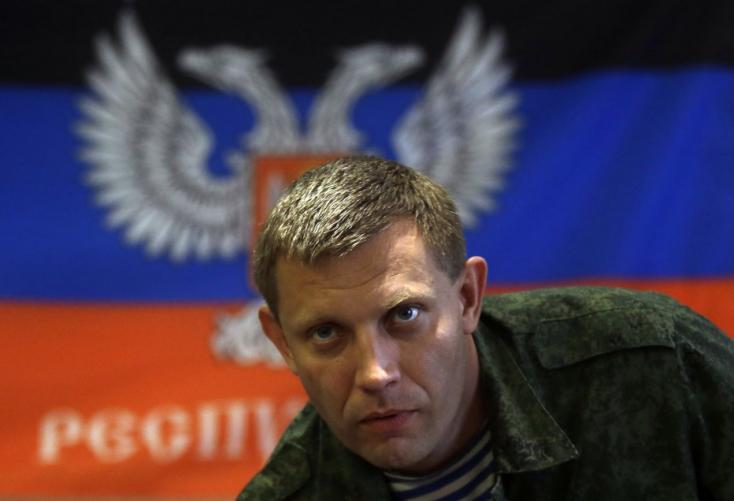 Zaharcsenko halála - Ki állhat a szakadár vezető megölése mögött?