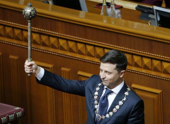 Hatályba lépett az ukrán elnök rendelete a parlament feloszlatásáról