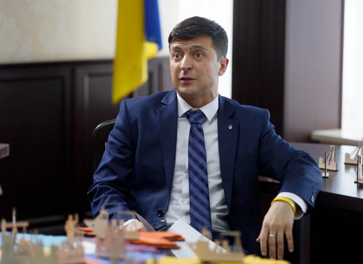 Regionális felmelegedés: olvadnak azorosz-ukrán kapcsolatok