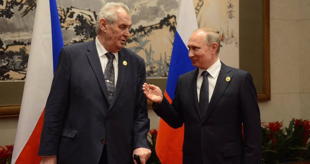 Zeman és Putyin egymás közt...